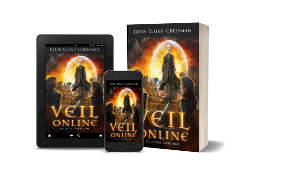 Veil Online Book 3 Covers