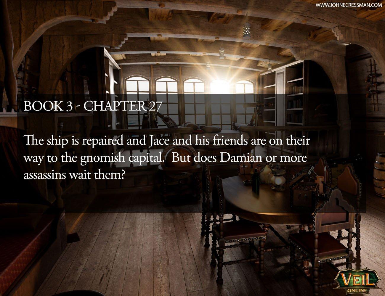 LitRPG Book 3 – Chapter 27 – Epic LitRPG