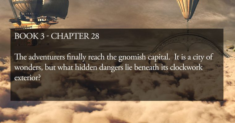 LitRPG Book 3 – Chapter 28 LitRPG Series