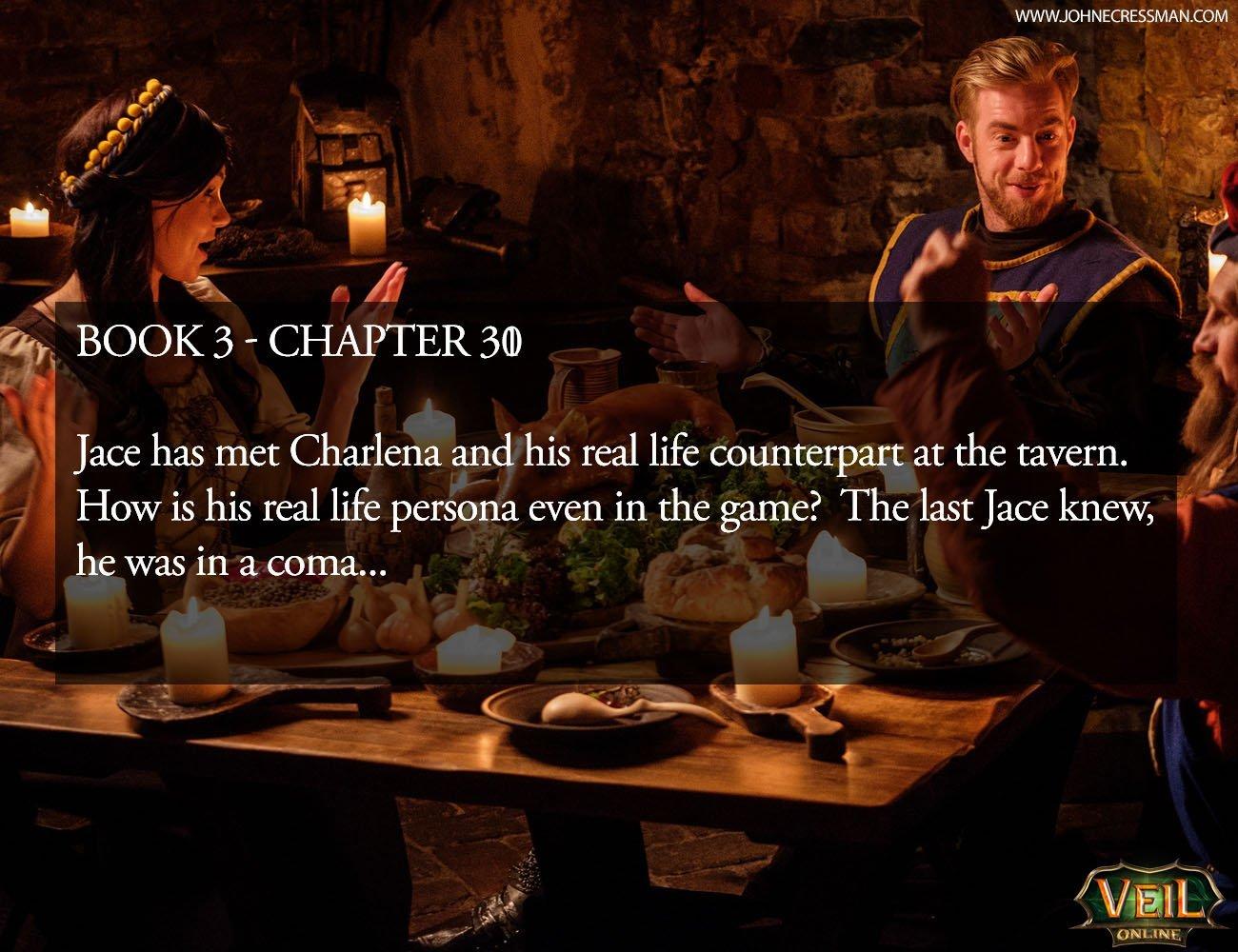 LitRPG Book 3 – Chapter 30