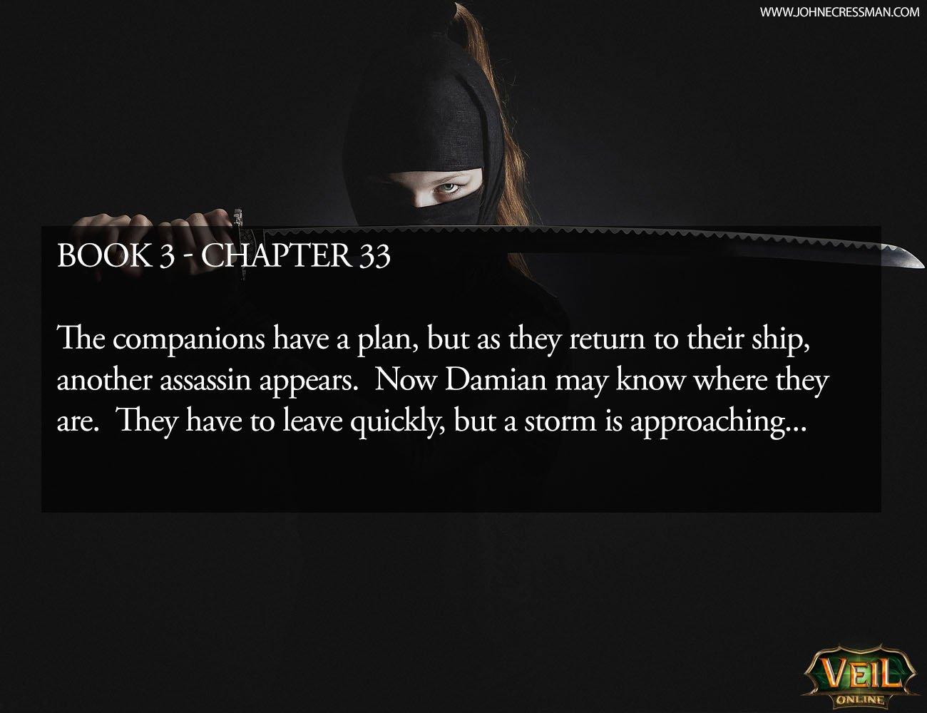 LitRPG Book 3 – Chapter 33 GameLit