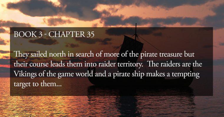 LitRPG Book 3 – Chapter 35 LitRPG Adventure