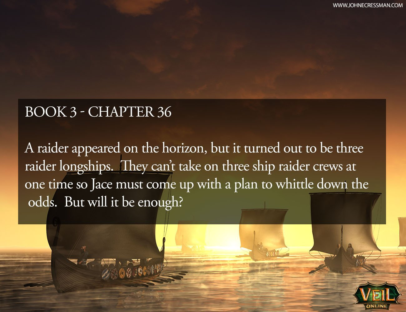 LitRPG Book 3 – Chapter 36 LitRPG Adventure