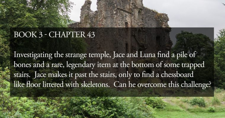 LitRPG Book 3 – Chapter 43  LitRPG Dungeon