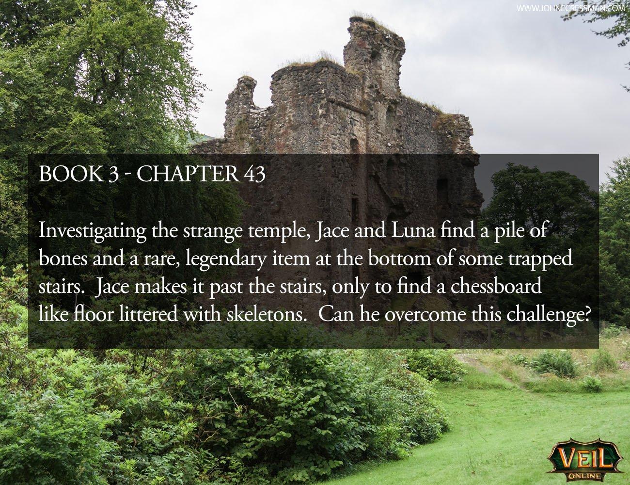 LitRPG Book 3 – Chapter 43  LitRPG Dungeon