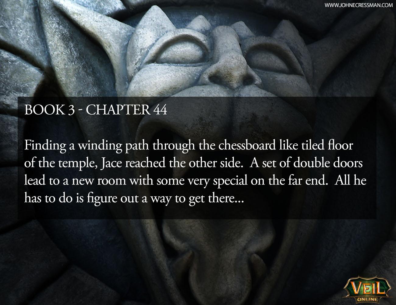 LitRPG Book 3 – Chapter 44 LitRPG Dungeon