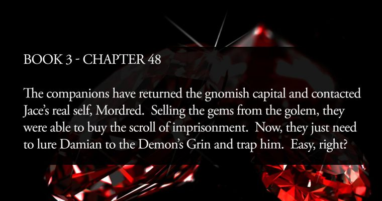 LitRPG Book 3 – Chapter 48 Epic GamLit