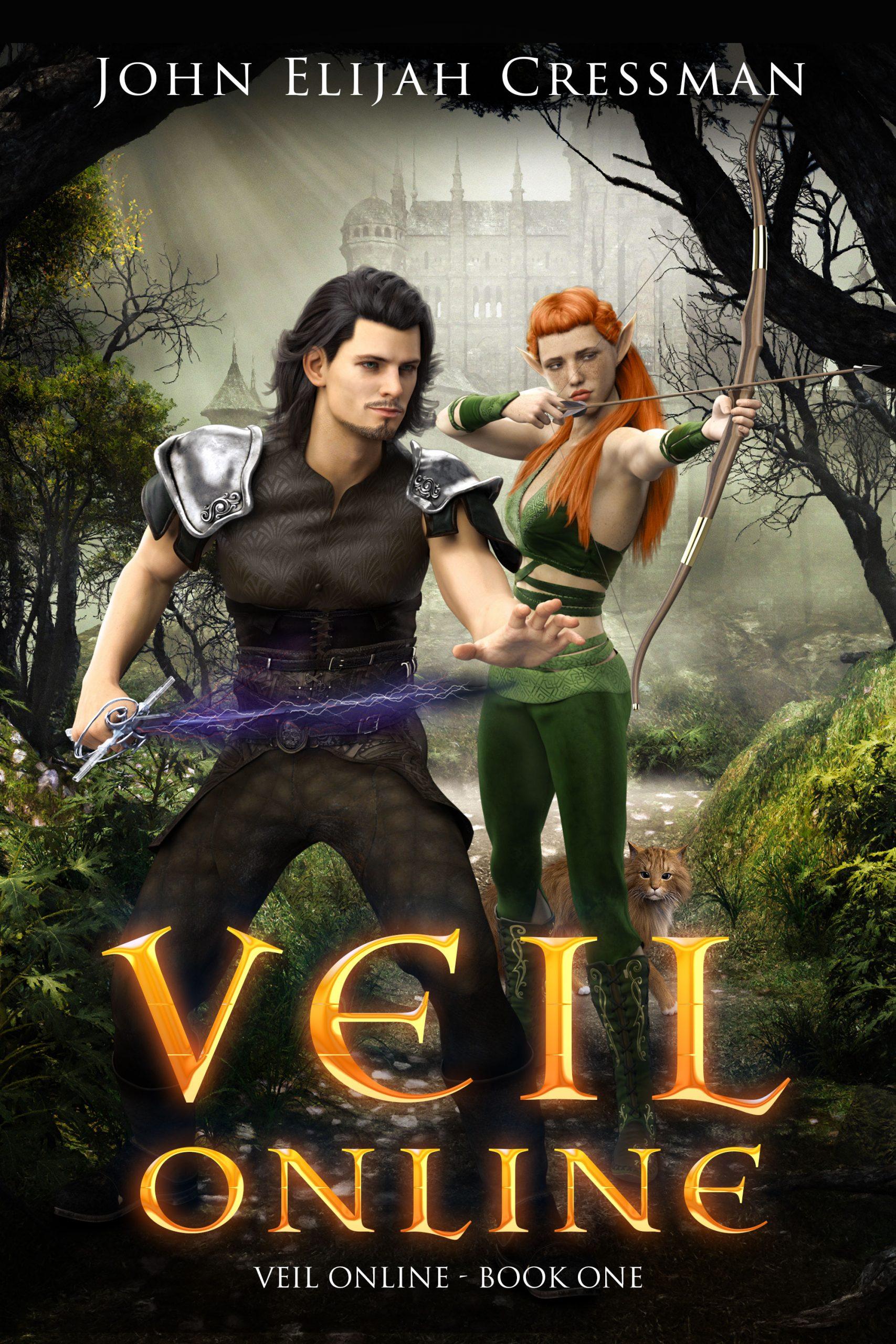 Veil Online – Book 1 – PreOrder