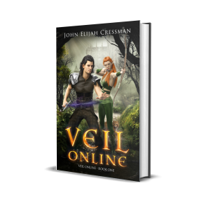 Veil Online Book 1 Hardcover 3D