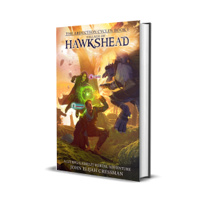 GameLit LitRPG Village of Hawkshead by John Elijah Cressman
