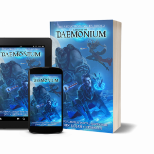Abduction Cycles - Book 2 - Library of Daemonium LitRPG GameLit