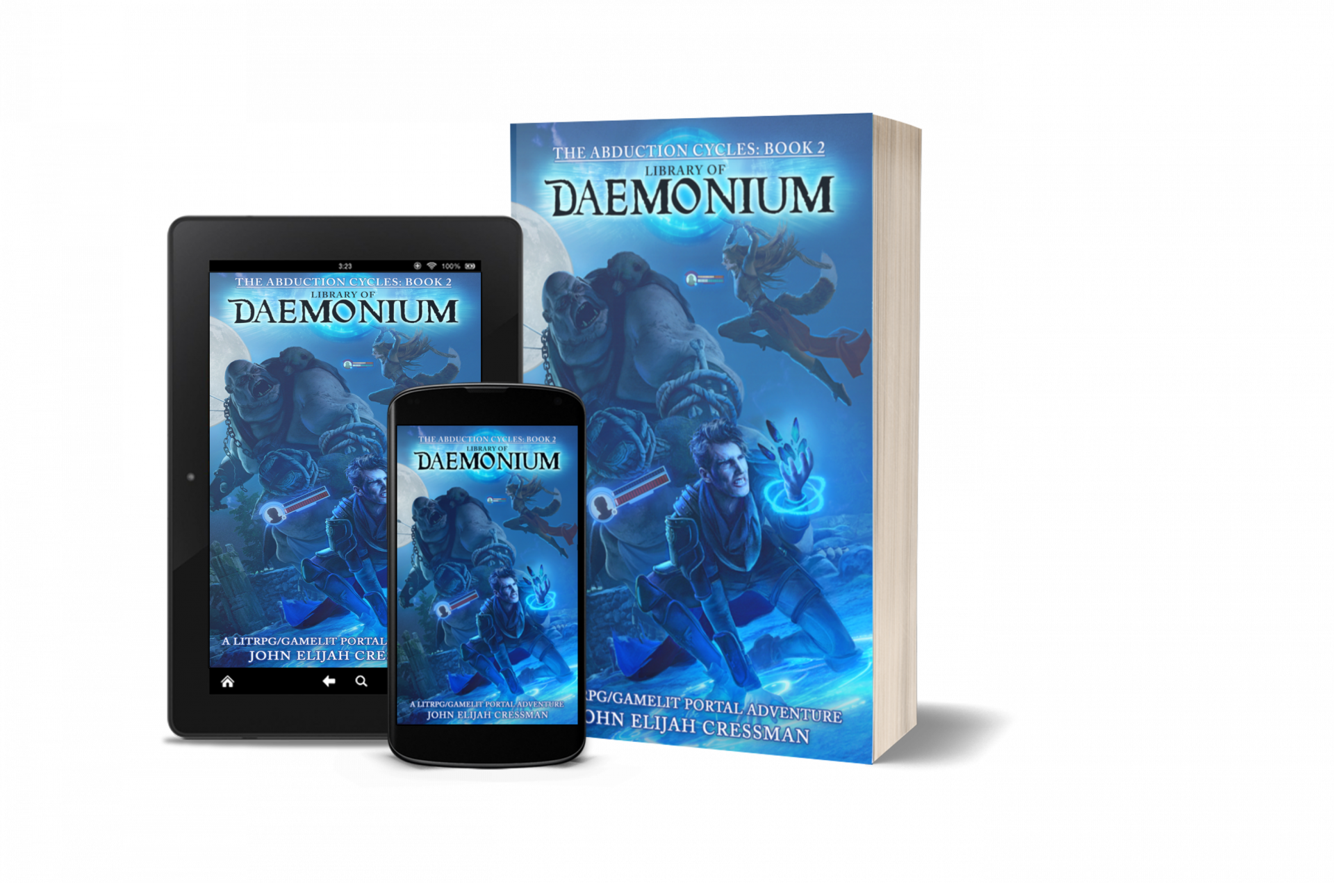Abduction Cycles: Library of Daemonium Summary