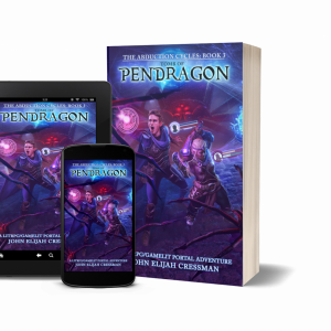 Abduction Cycles - Book 3 - Tomb of Pendragon