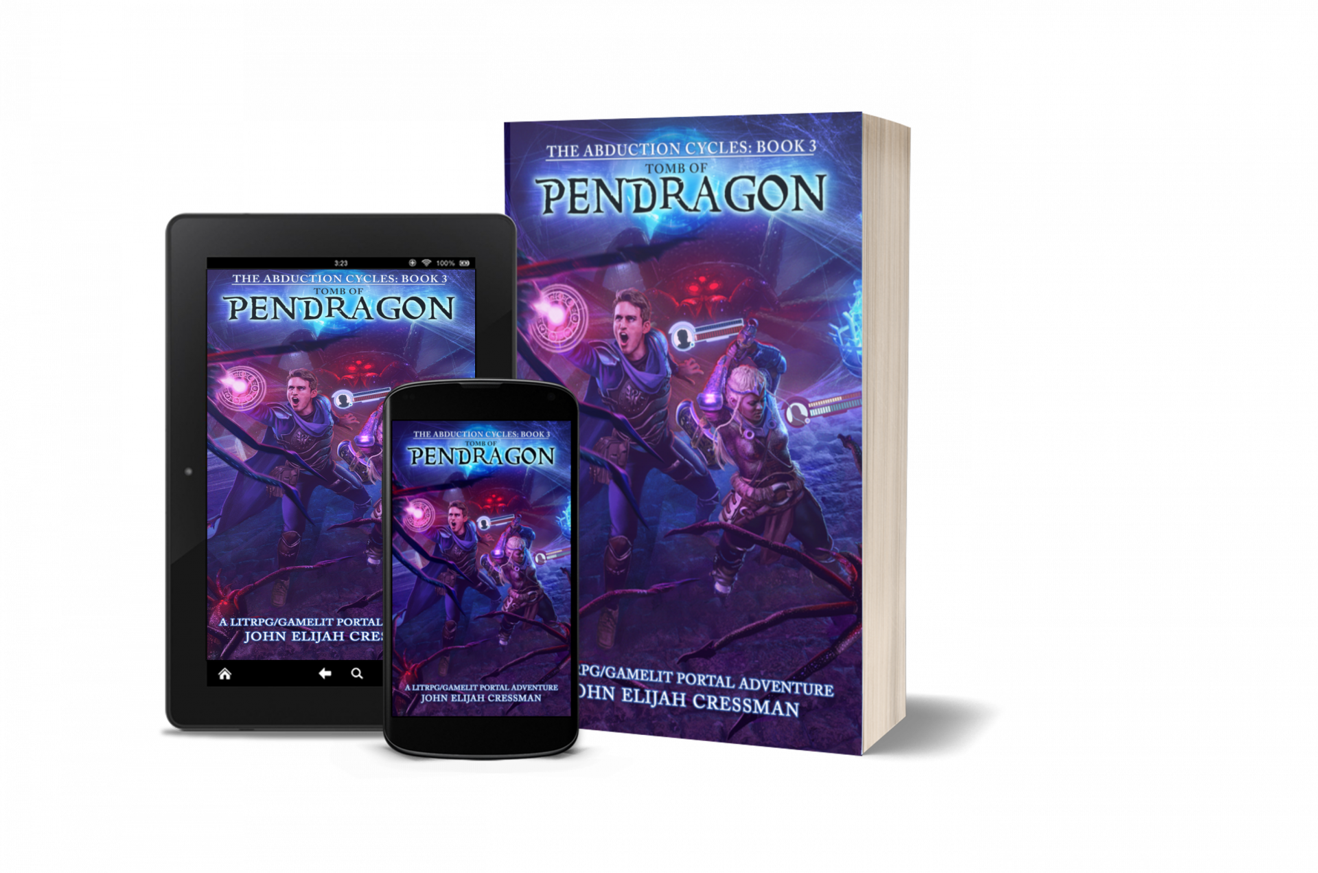 Abduction Cycles: Tomb of Pendragon Summary