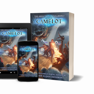 Abduction Cycles - Book 4 - Ruins of Camelot
