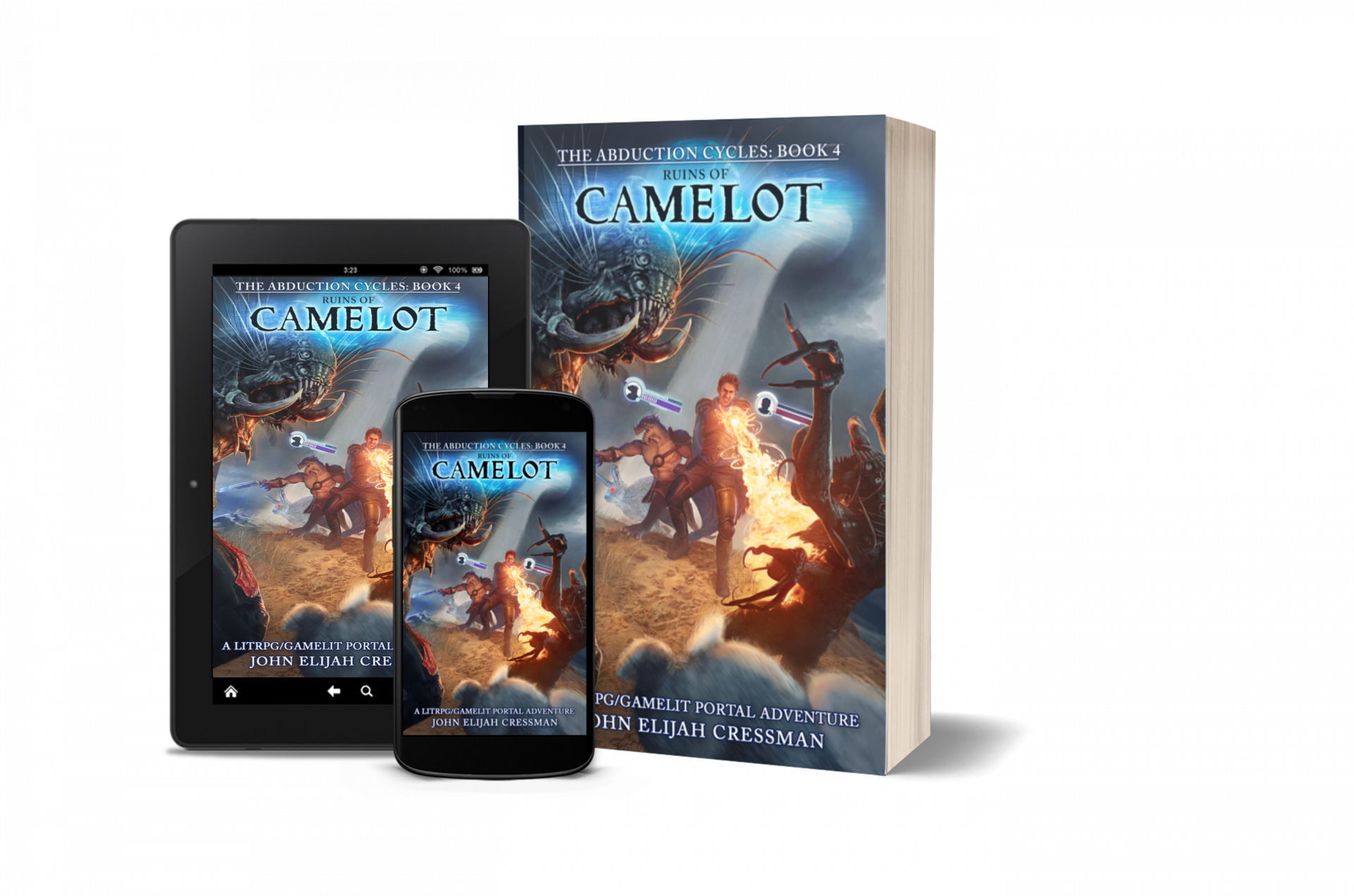 Abduction Cycles: Ruins of Camelot Summary