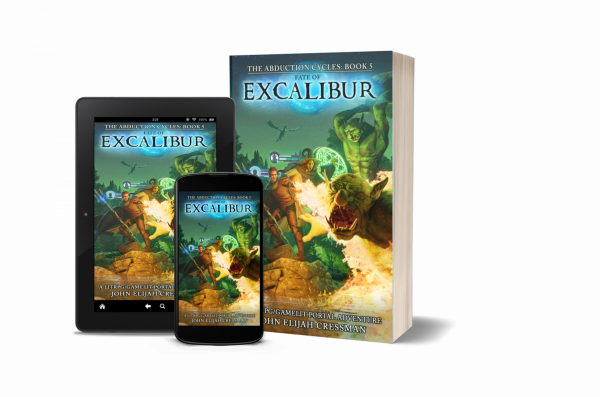 Abduction Cycles - Book 5 - Fate of Excalibur