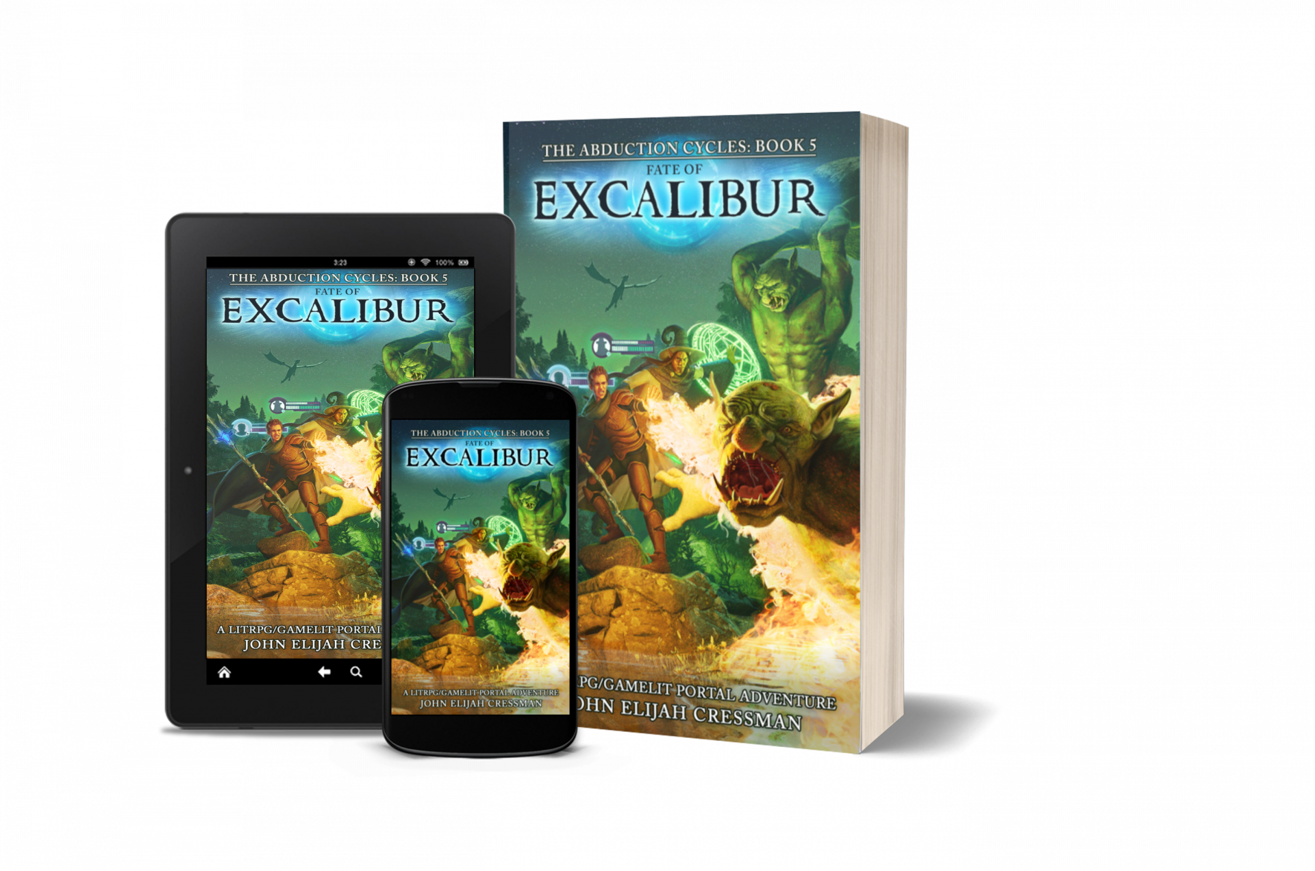 Abduction Cycles: Fate of Excalibur Summary